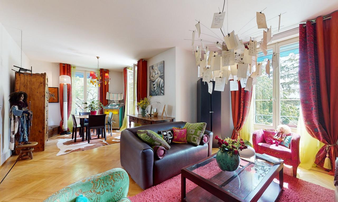 Achetez-le Maison dans Vaud Renens VD
