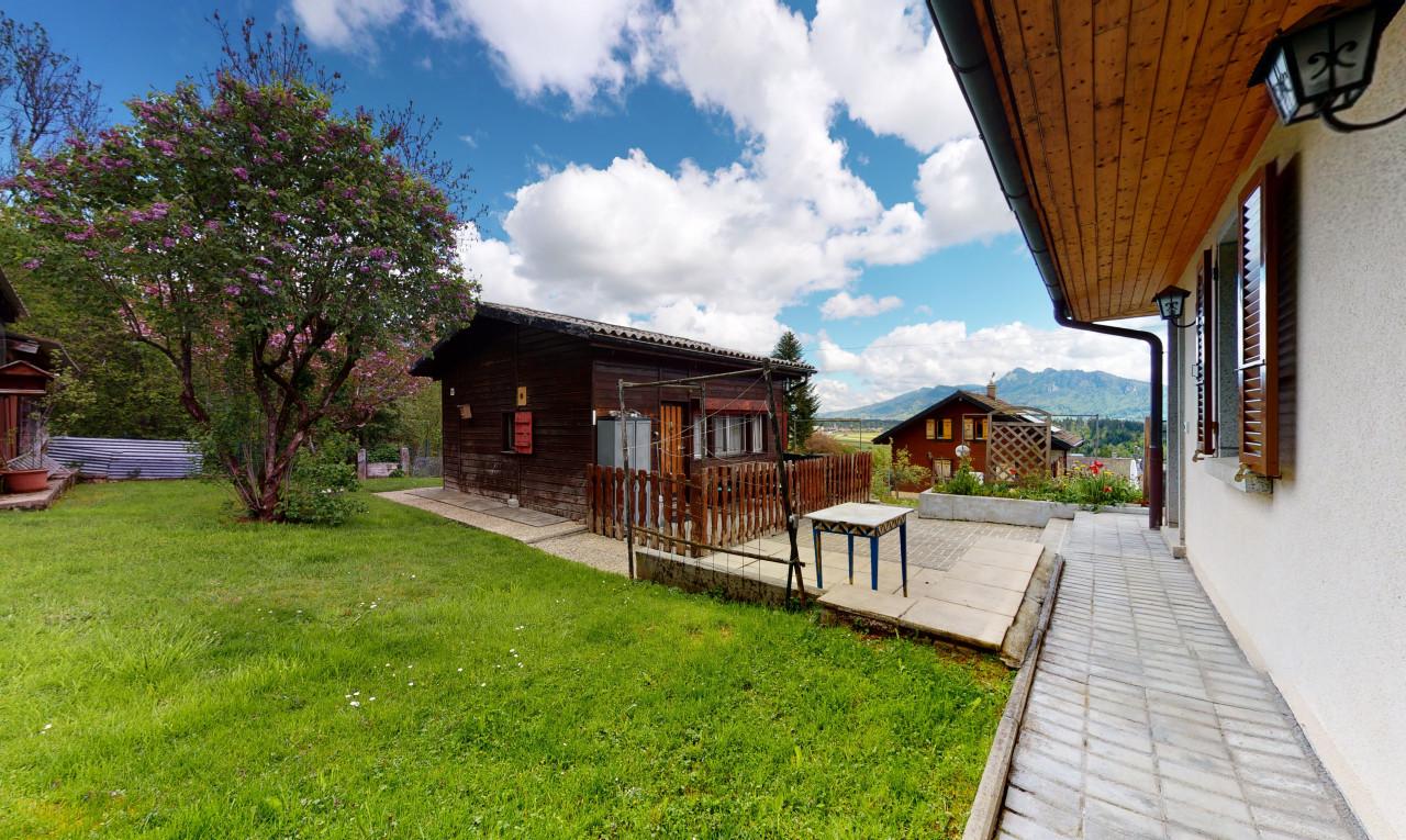 Achetez-le Maison dans Fribourg Le Pâquier-Montbarry