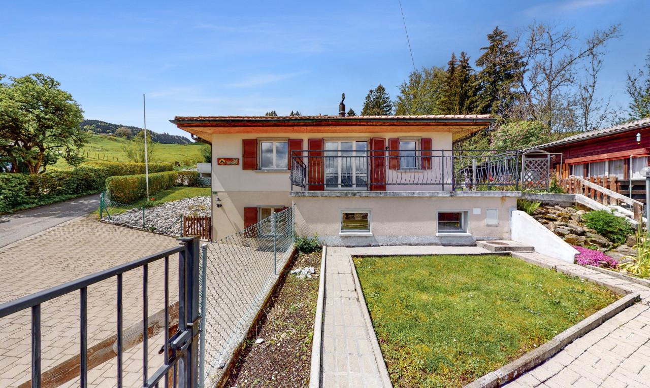 Maison à vendre à Fribourg Le Pâquier-Montbarry