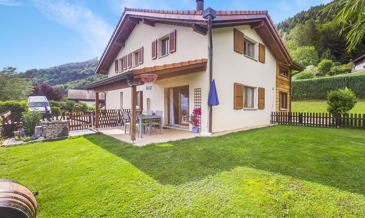 House  for sale in Valais Choëx