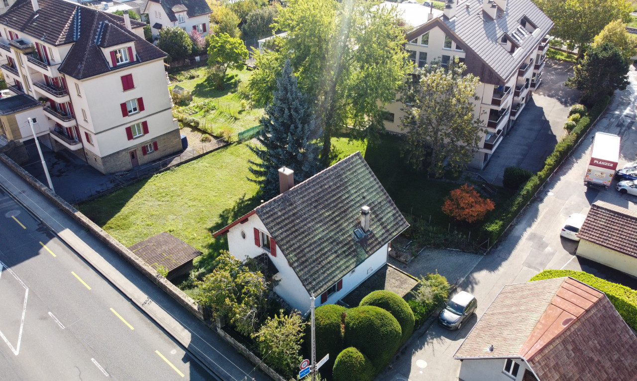 Land  for sale in Neuchâtel St-Blaise
