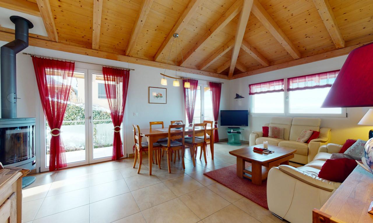 Achetez-le Maison dans Fribourg Vuisternens-en-Ogoz
