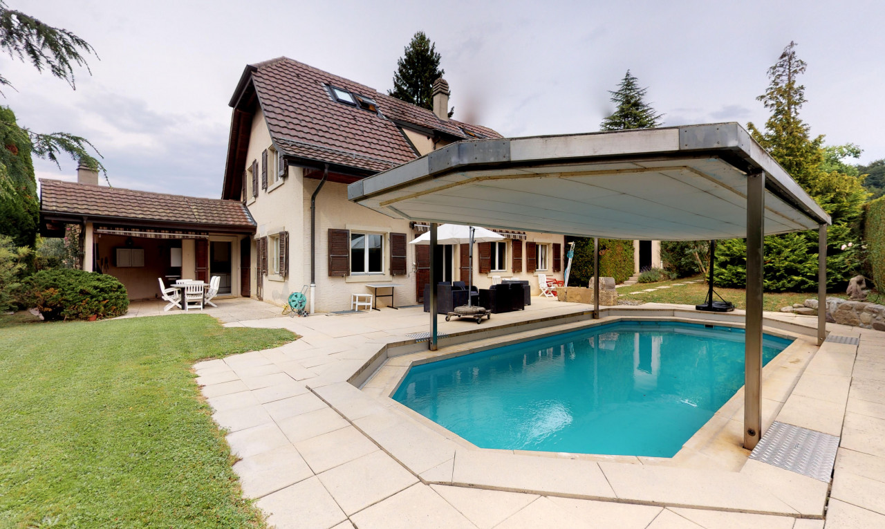 House  for sale in Vaud Cugy