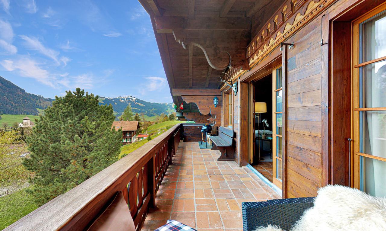 Achetez-le Appartement dans Vaud Château-d'Oex