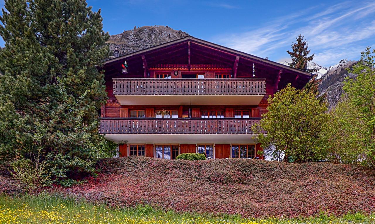 Appartement  à vendre à Vaud Château-d'Oex