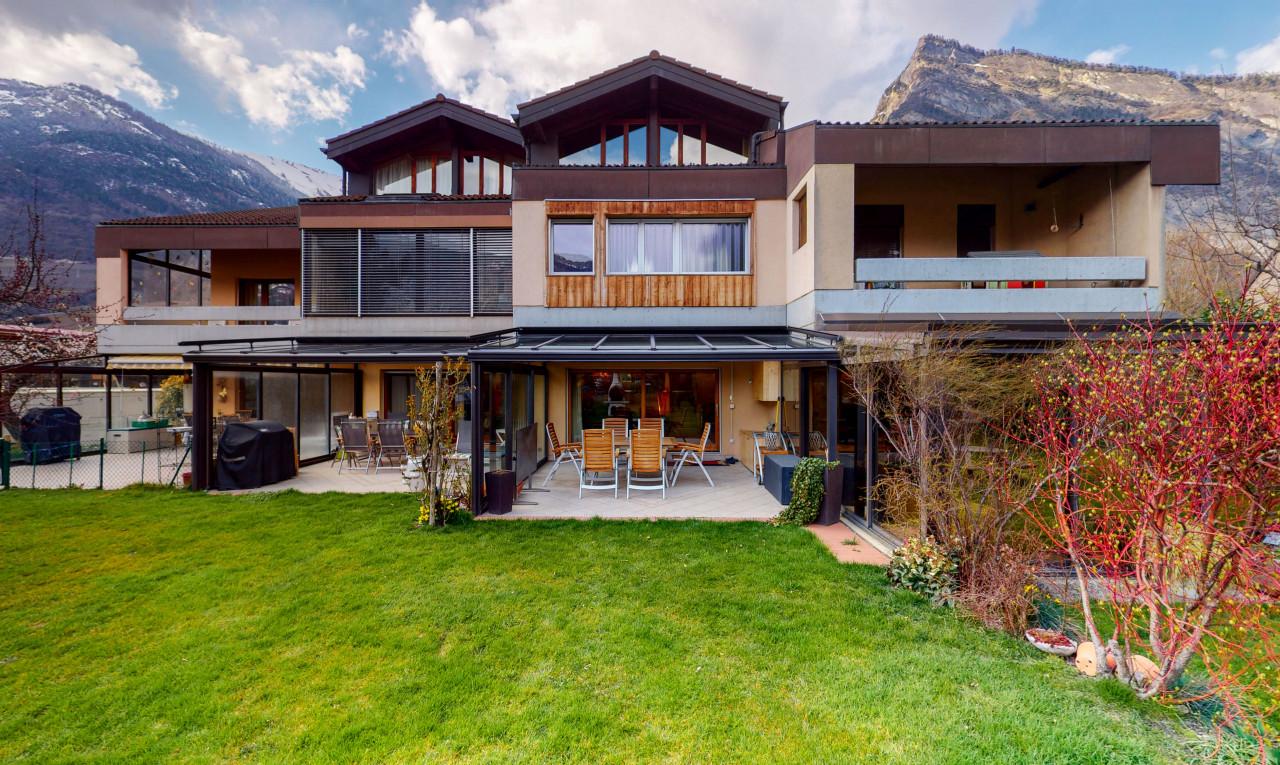 Maison à vendre à Valais Leytron