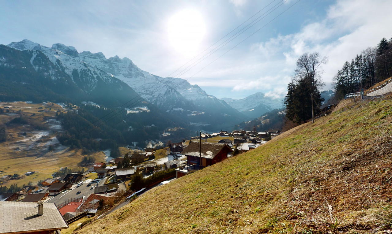 Buy it Land in Valais Val-d'Illiez