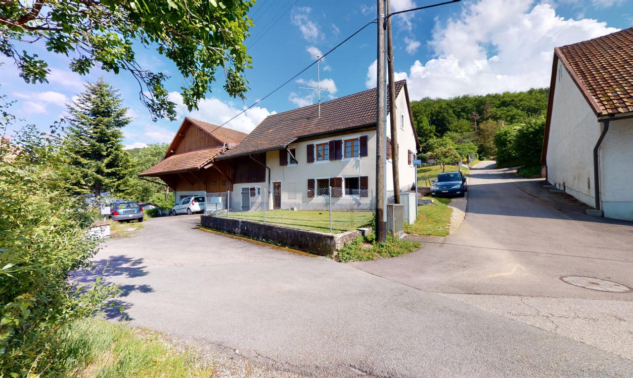 Haus zu verkaufen in Jura Cornol