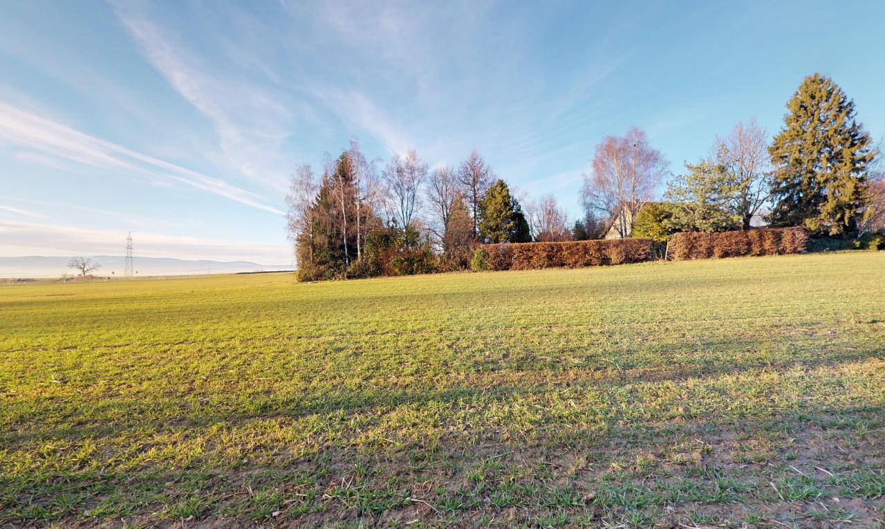 Land  for sale in Vaud Le Mont-sur-Lausanne