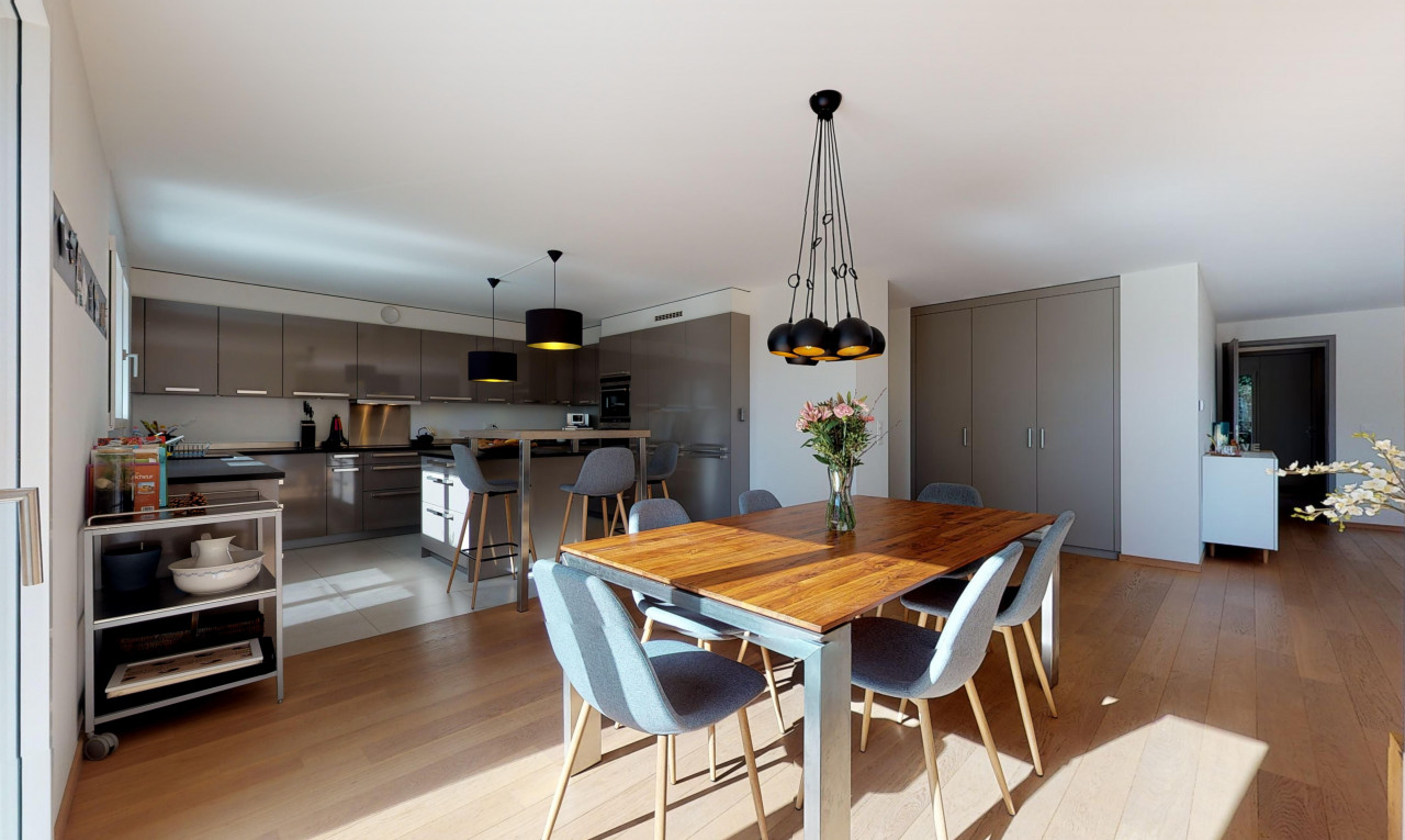 Apartment  for sale in Vaud Begnins