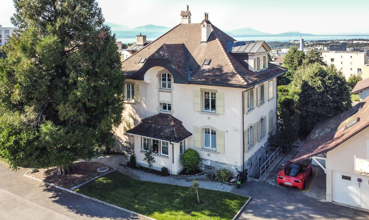 Immeuble de rendement à vendre à Vaud Renens