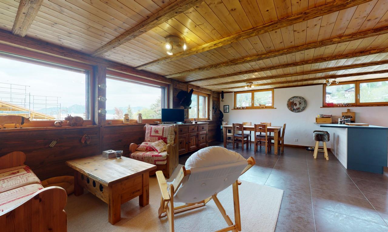 Achetez-le Appartement dans Vaud Leysin