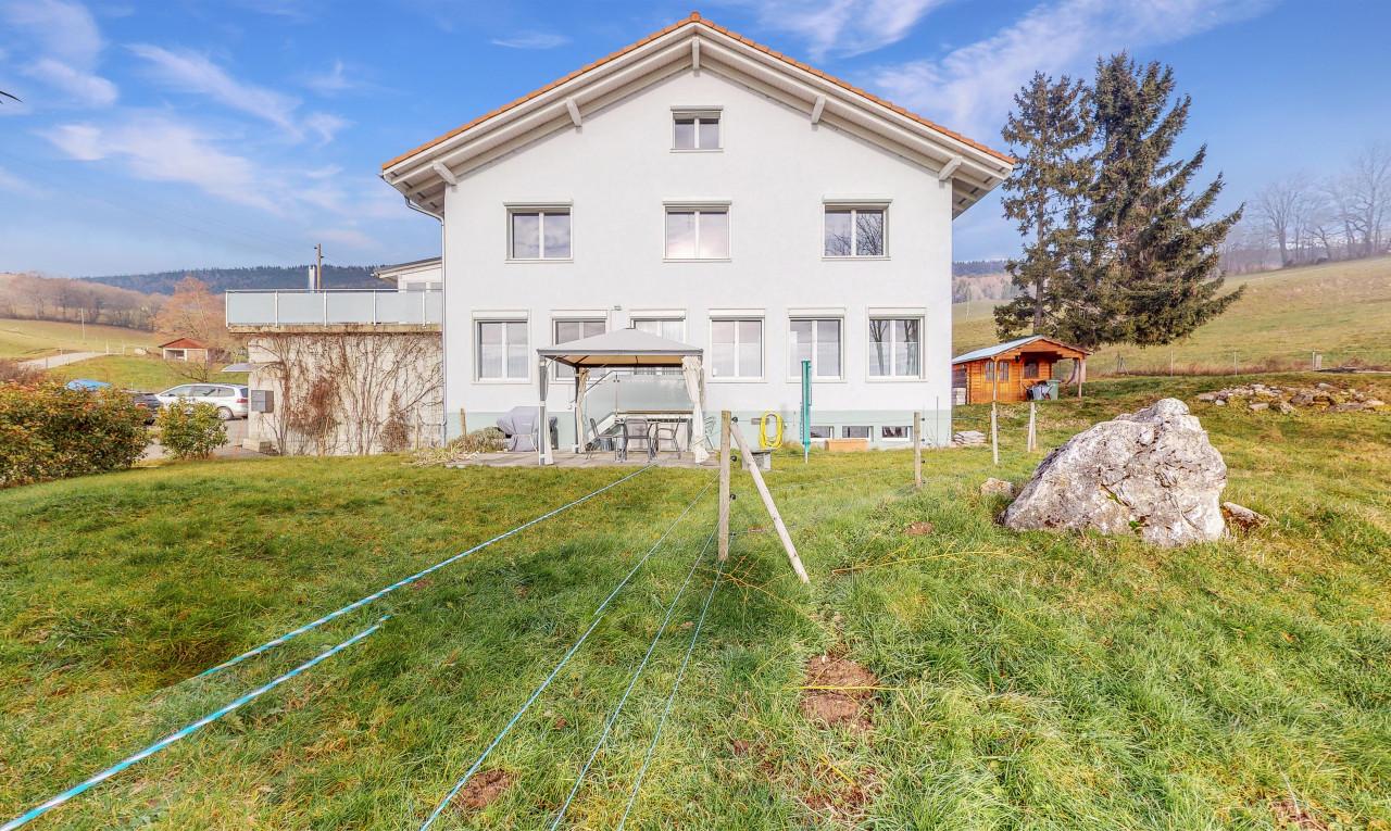 Haus zu verkaufen in Bern Nods