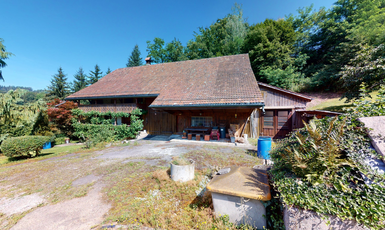 House  for sale in Argovia Bottenwil