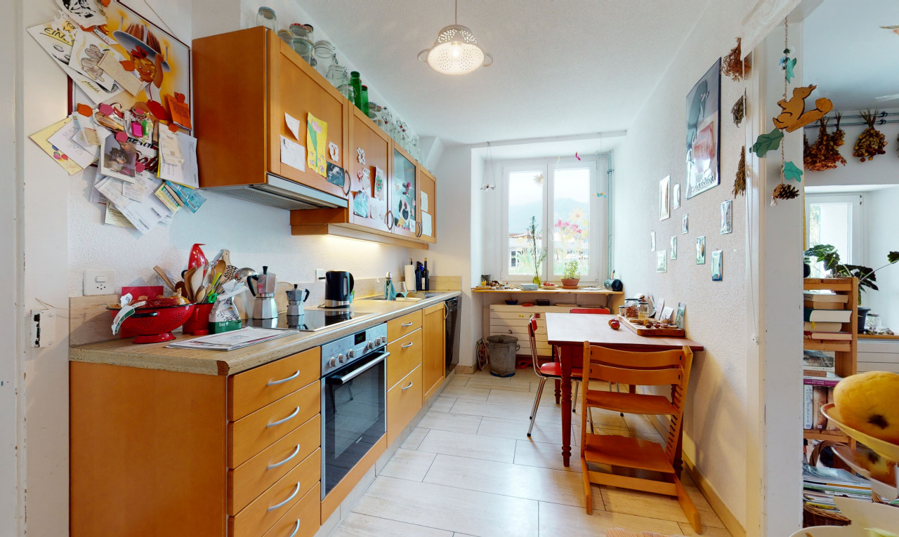 Kaufen Sie Wohnung in Solothurn Langendorf