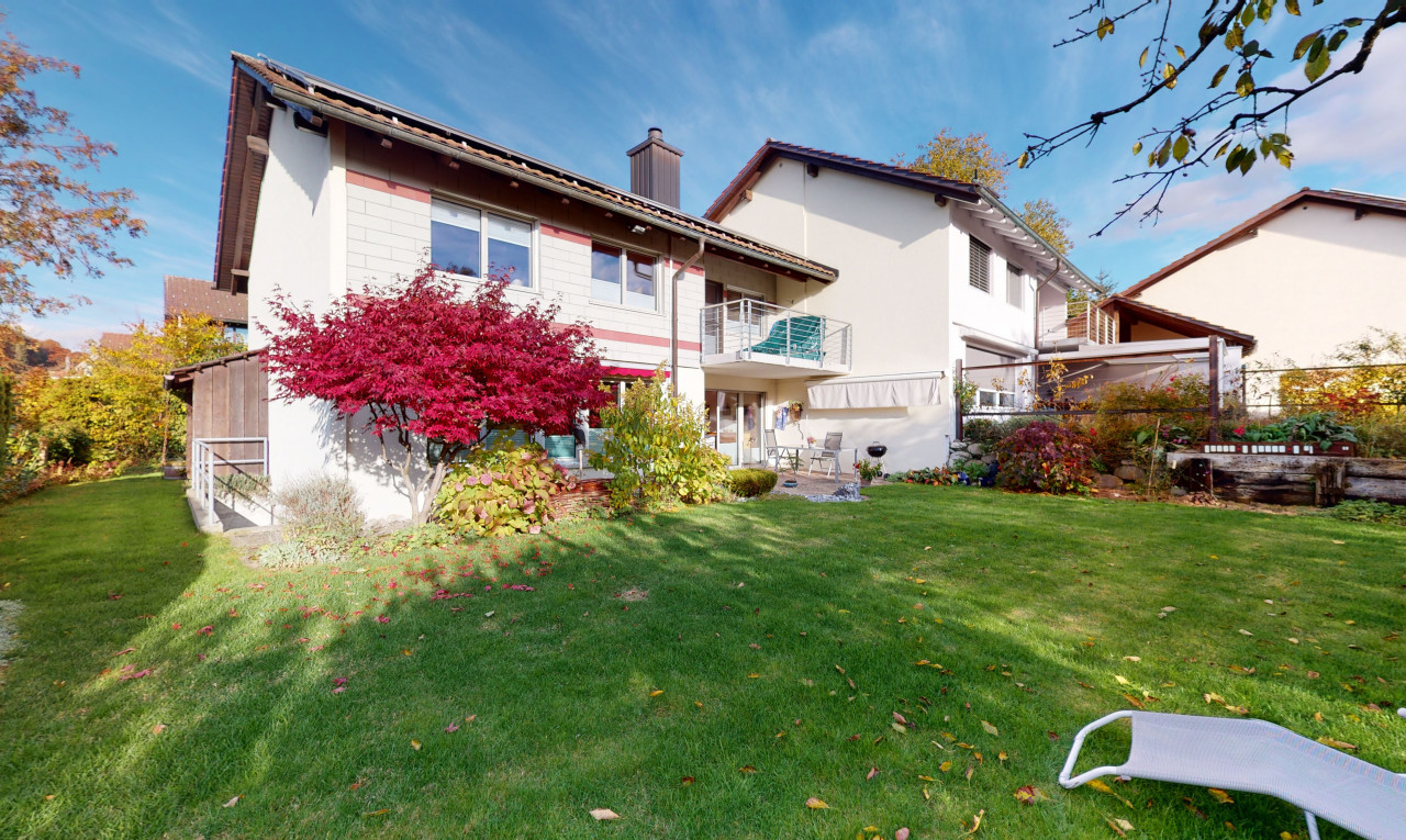 Haus zu verkaufen in Zürich Hittnau
