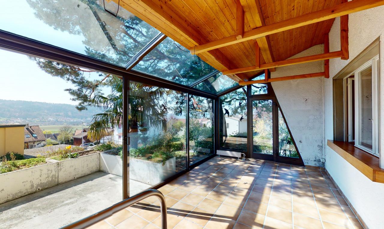 Achetez-le Maison dans Argovie Kirchdorf AG