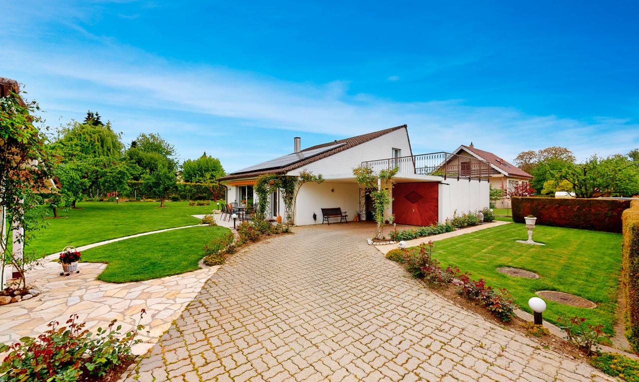Achetez-le Maison dans Vaud Grandcour