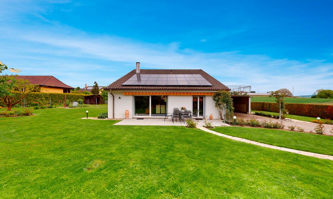 Maison à vendre à Vaud Grandcour