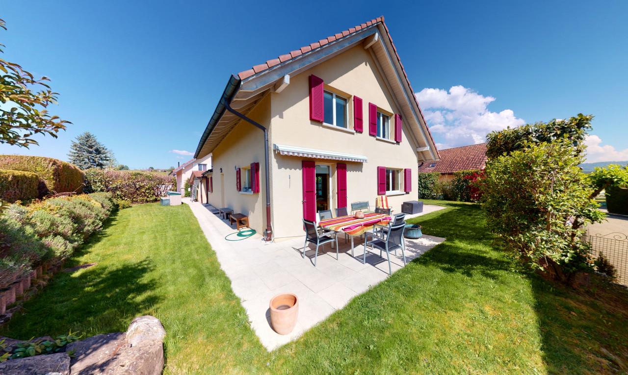 House  for sale in Vaud Oron-la-Ville