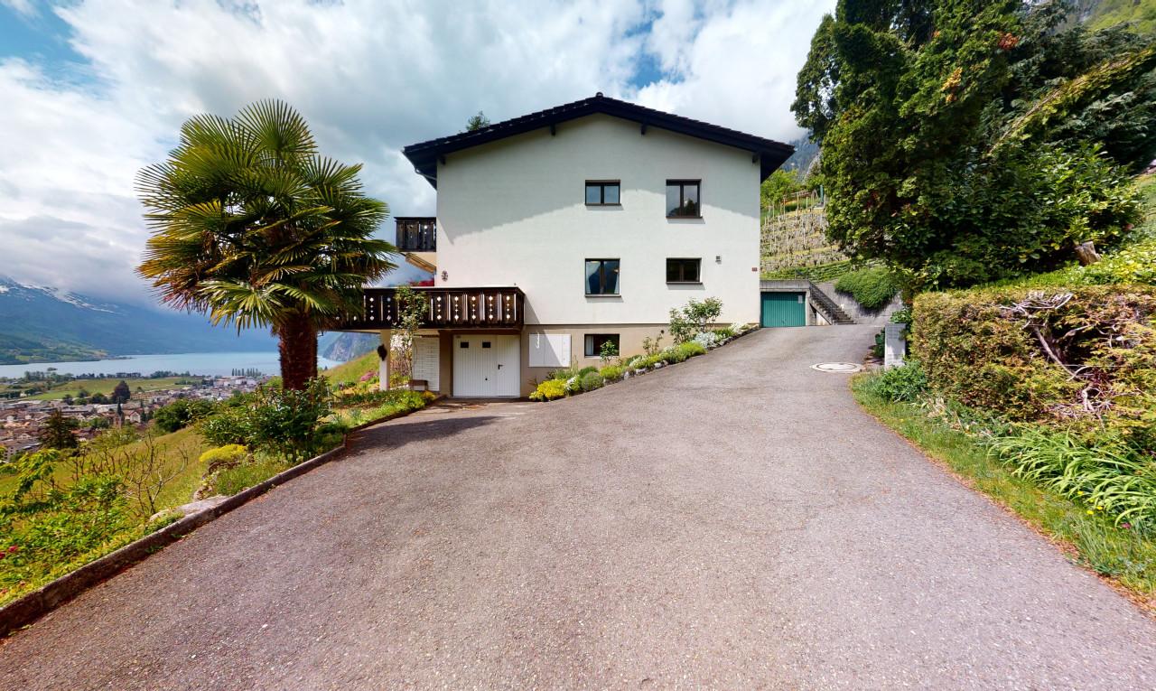 Haus zu verkaufen in St. Gallen Walenstadt