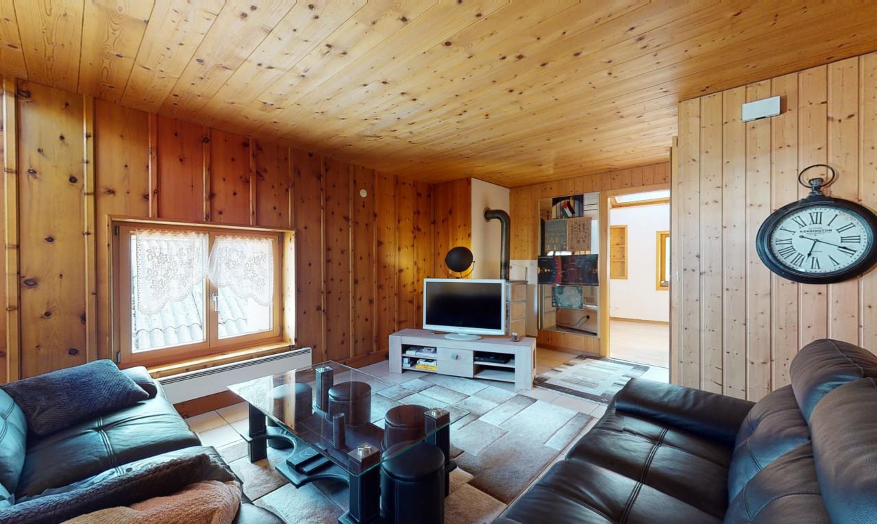 Achetez-le Maison dans Valais Mex VS