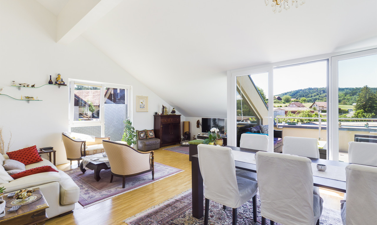 Apartment  for sale in Vaud Servion