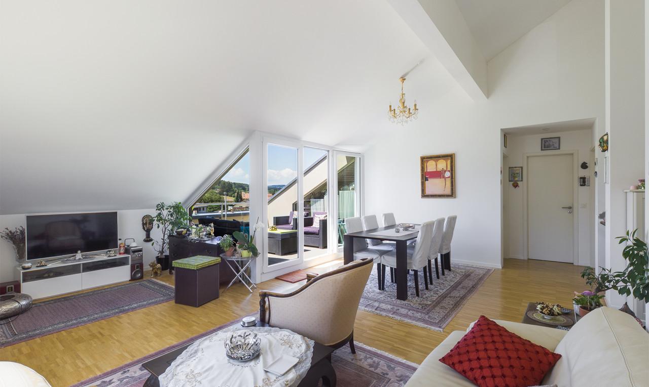 Buy it Apartment in Vaud Servion
