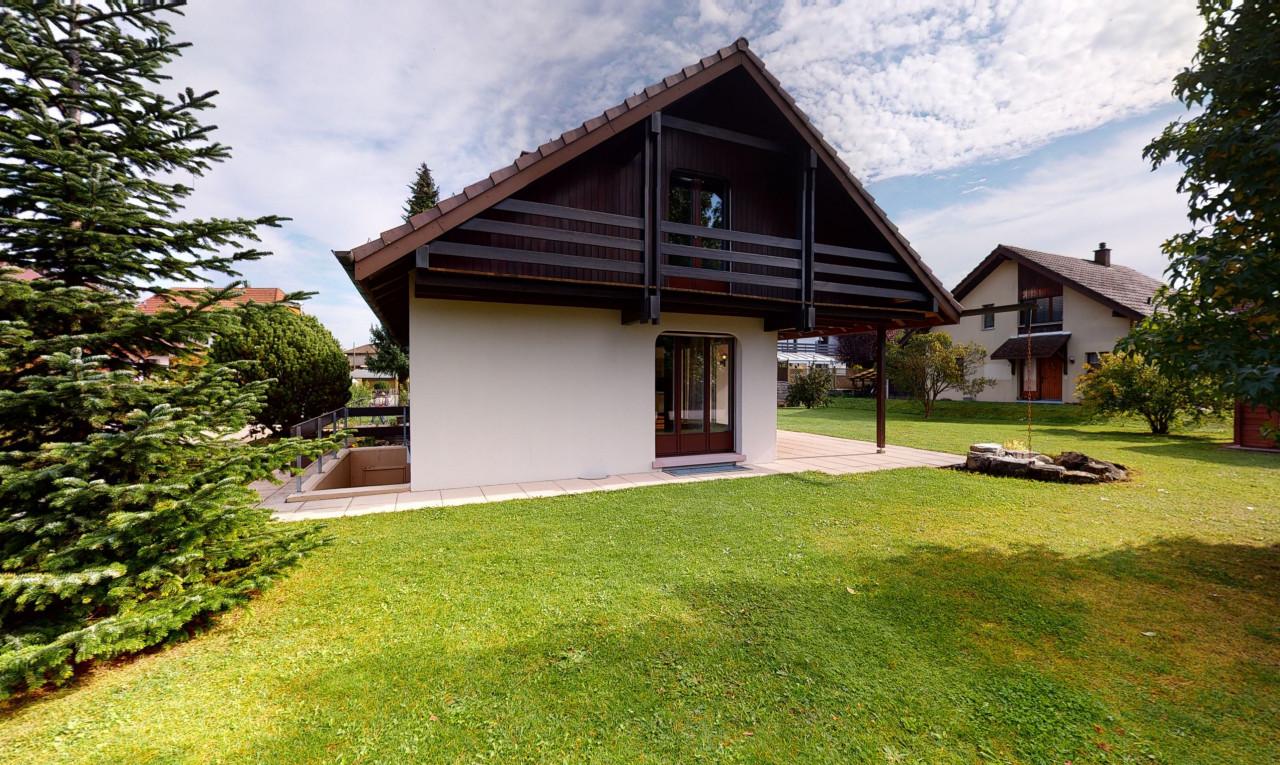Haus zu verkaufen in Bern Wangen an der Aare