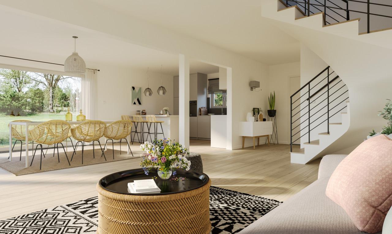 Wohnung zu verkaufen in Freiburg Bossonnens