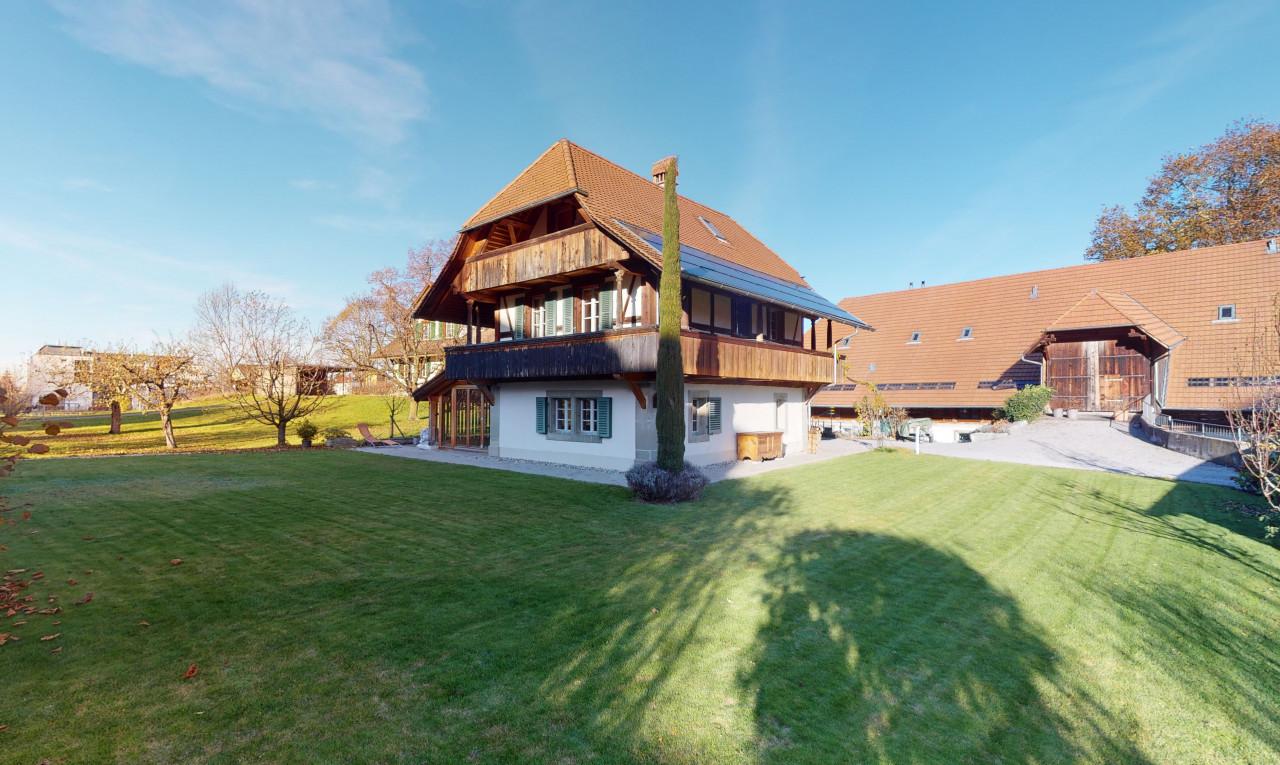 Haus zu verkaufen in Bern Kehrsatz