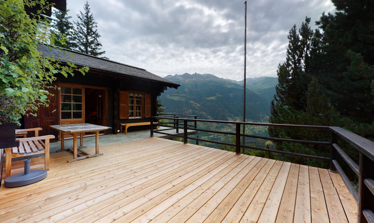 Maison  à vendre à Valais Grimentz