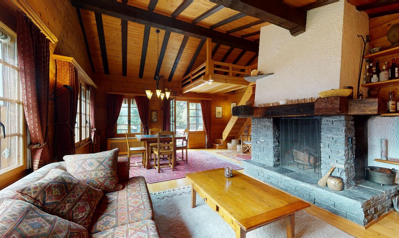 Achetez-le Maison dans Valais Grimentz