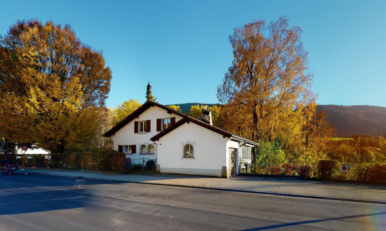 Achetez-le Maison dans Berne Cortébert
