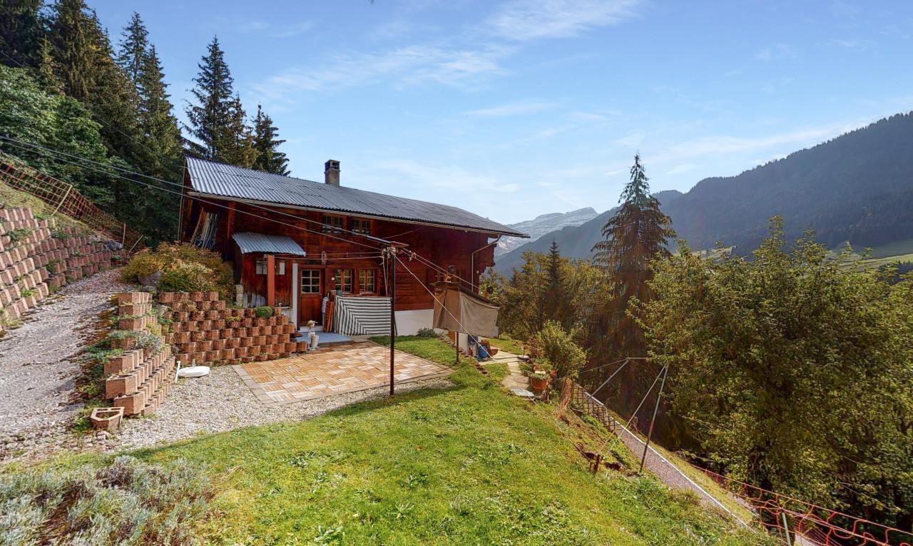 Maison à vendre à Vaud Le Sépey