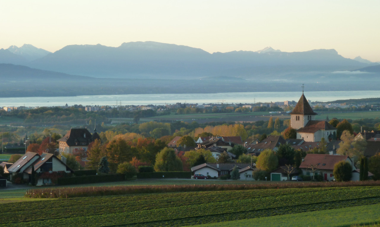 House  for sale in Vaud Genolier