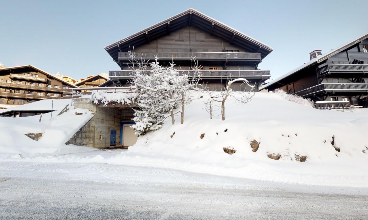 Wohnung zu verkaufen in Wallis Champoussin