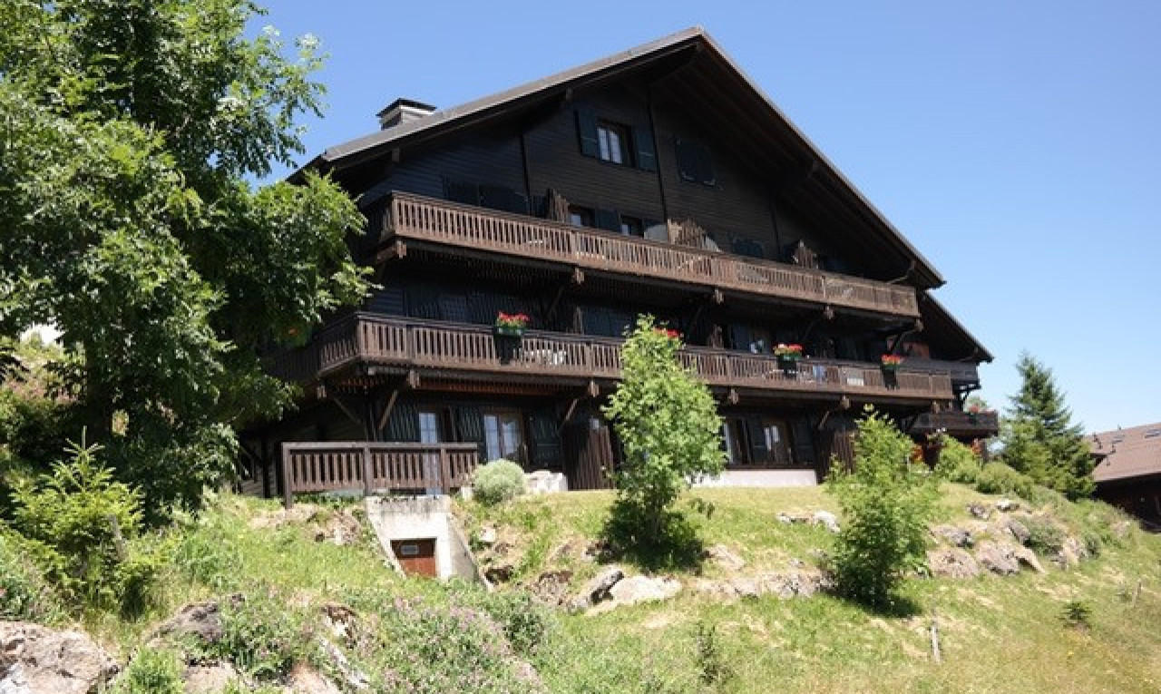 Apartment  for sale in Valais Champoussin