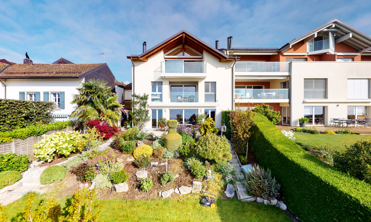 Apartment  for sale in Vaud Bursinel