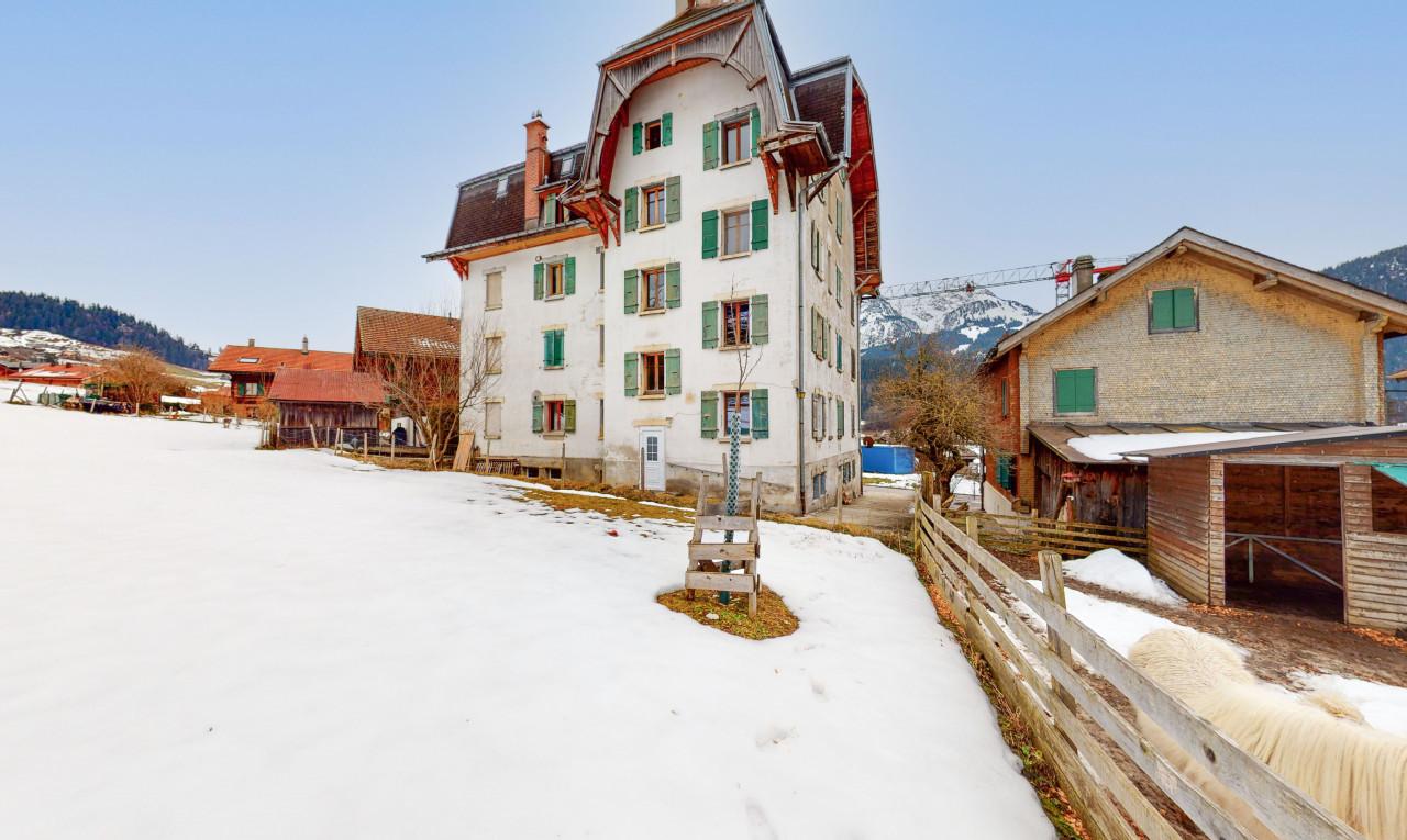 Immeuble de rendement  à vendre à Vaud Château-d'Oex