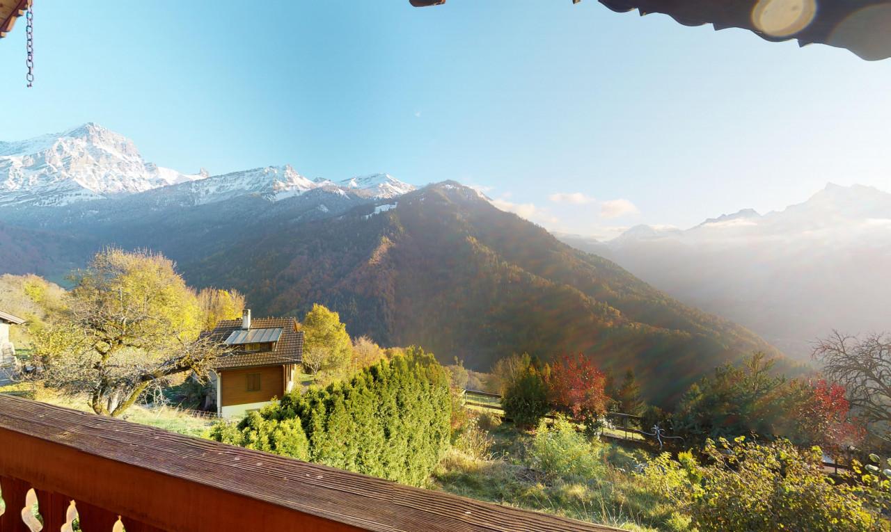 Buy it House in Vaud Les Posses-sur-Bex