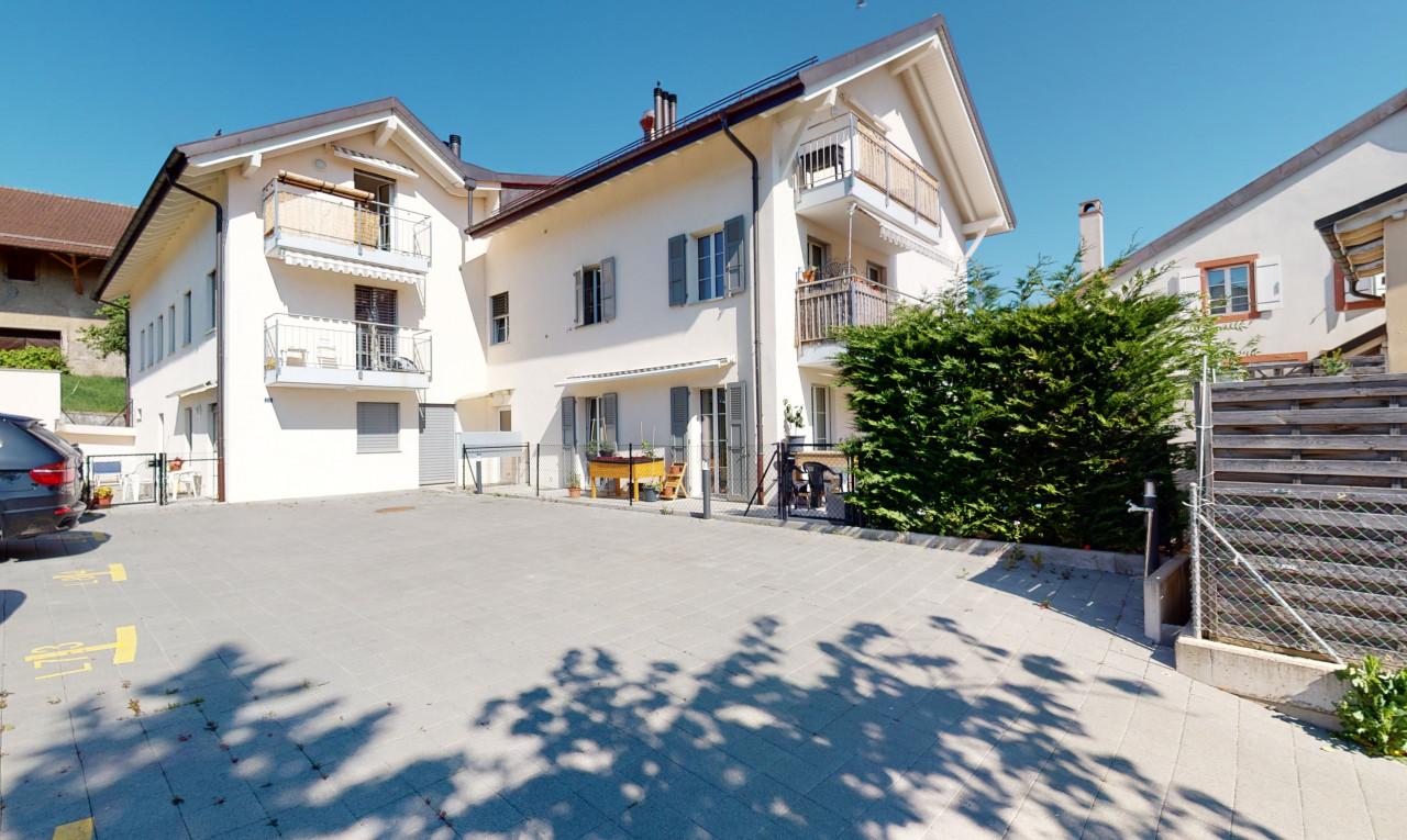 Appartement à vendre à Vaud Cossonay-Ville