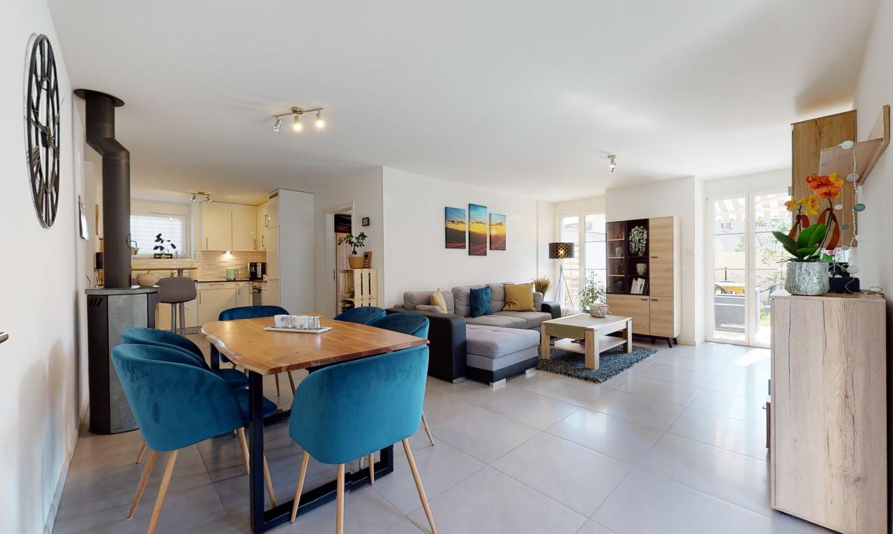 Achetez-le Appartement dans Vaud Cossonay-Ville