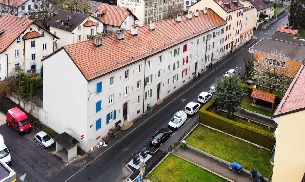 Renditeobjekt zu verkaufen in Neuenburg La Chaux-de-Fonds