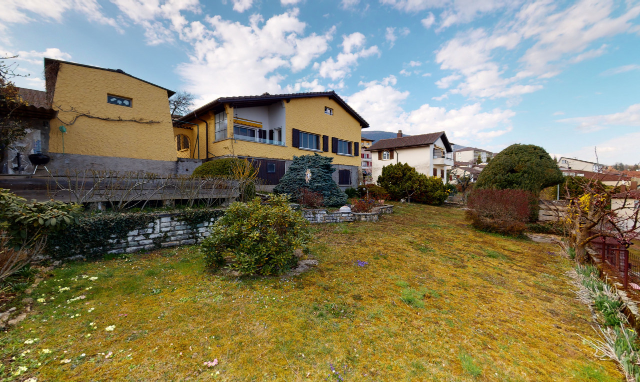 Buy it House in Neuchâtel Gorgier