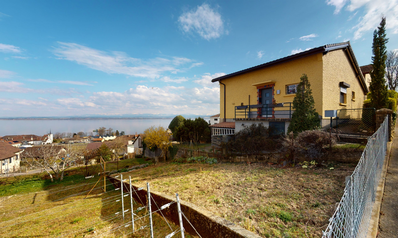 House  for sale in Neuchâtel Gorgier