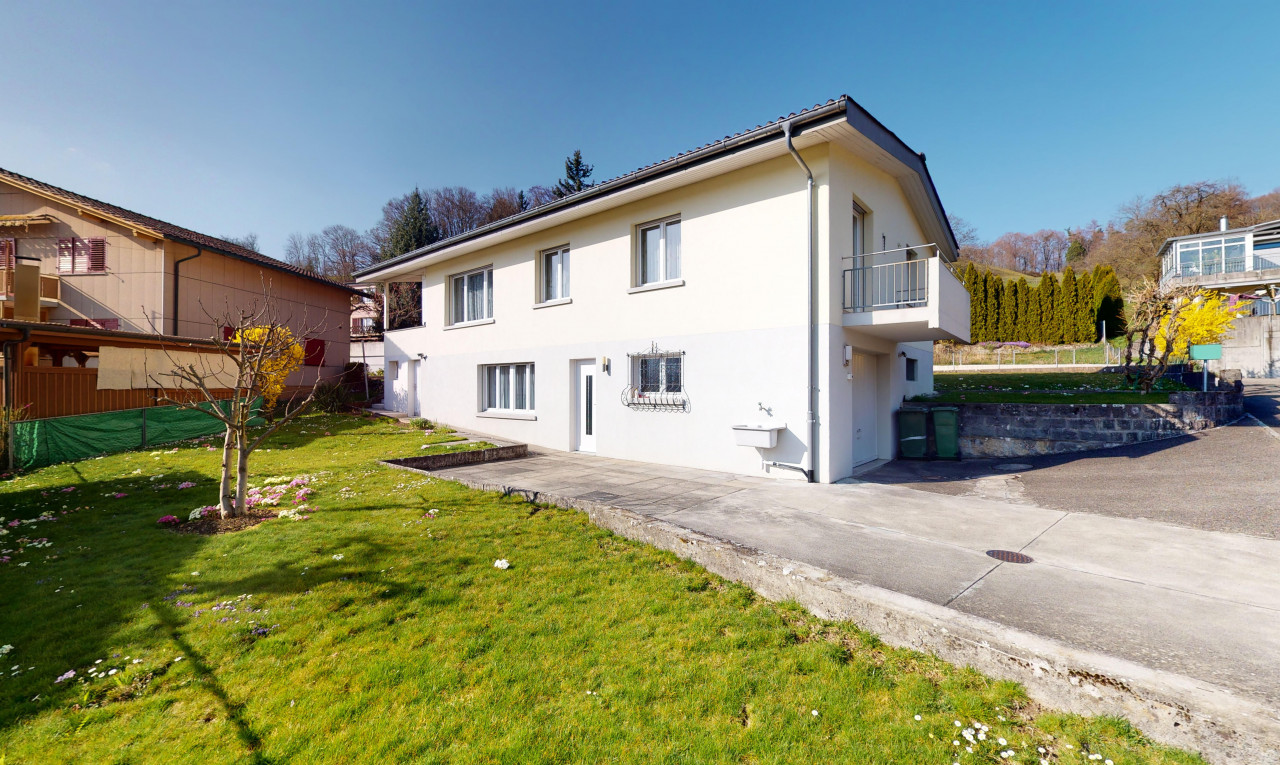 House  for sale in Argovia Gränichen