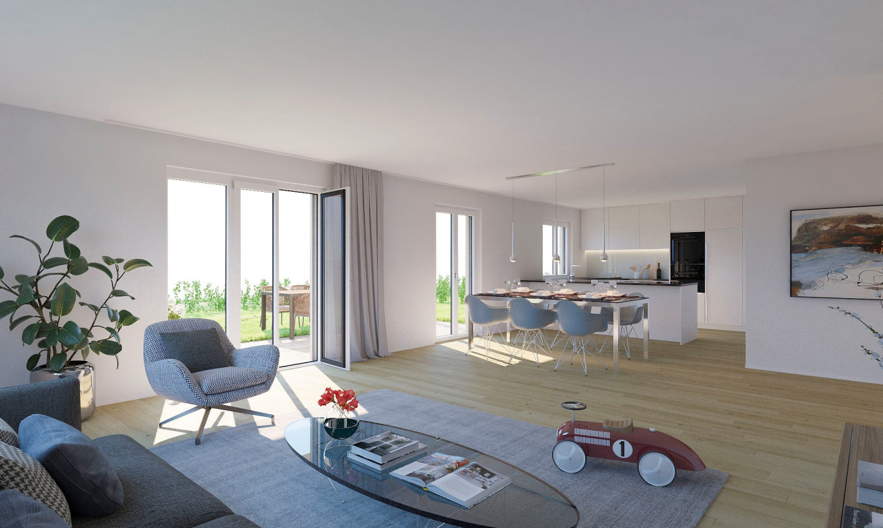 Buy it Apartment in Argovia Egliswil