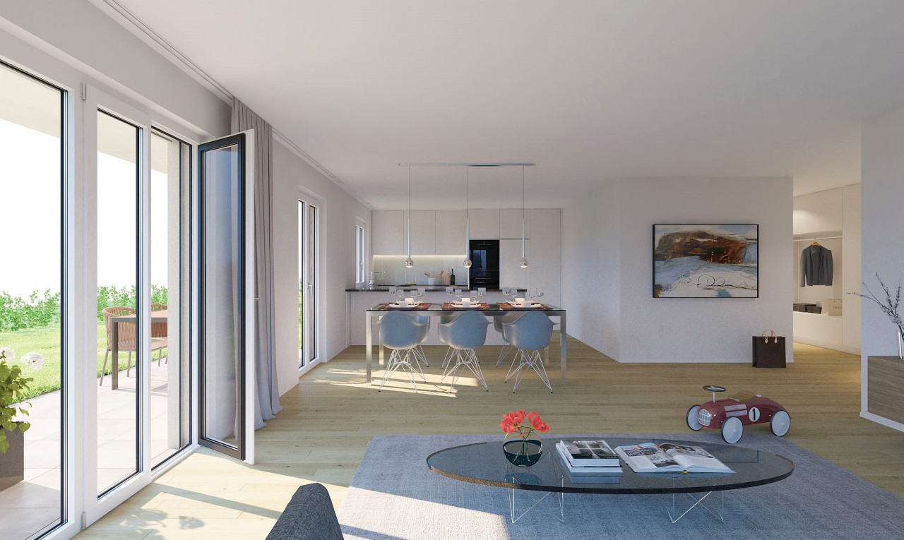 Wohnung zu verkaufen in Aargau Egliswil