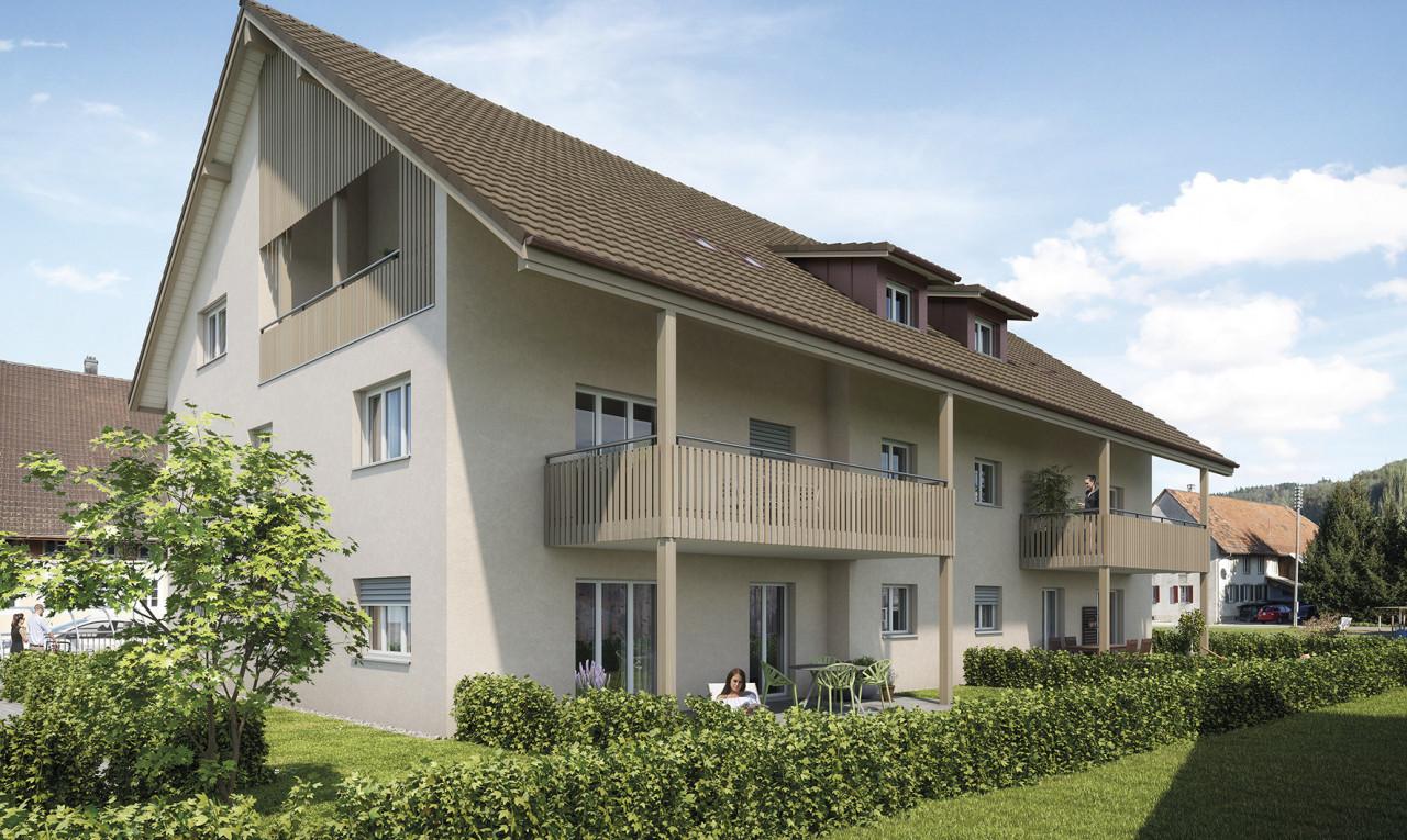 Apartment  for sale in Argovia Egliswil